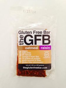 the gluten free bar